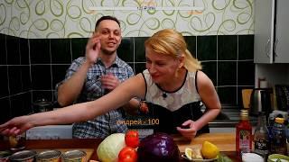 Серебряная кнопка обзор кукурузы и быстрый салат