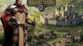 Tribal Wars 2. Видео обзор бесплатной браузерной онлайн игры