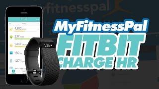 FITBIT CHARGE HR mit MyFitnessPal verbinden