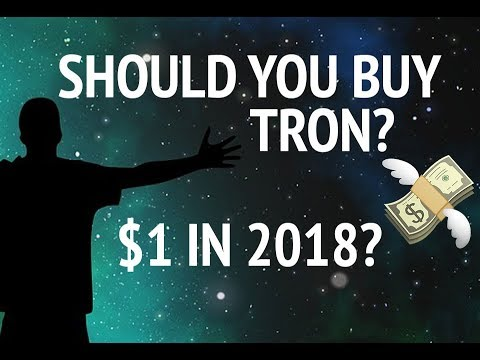 TRON $1 in 2018? Massive Gains Ahead?