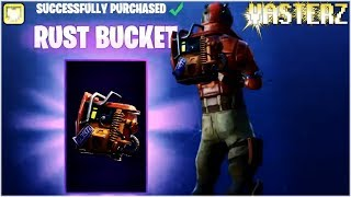 "[Vasterz Plays: Fortnite Battle Royale] - ""FREE RUST BUCKET?!"" 