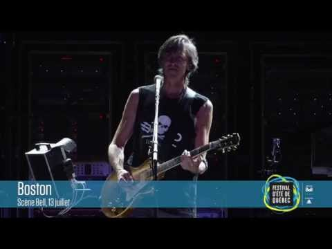 Boston - Rock n' Roll Band - Live FEQ 2015