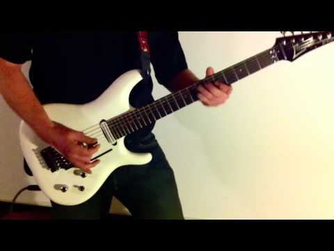 Ibanez JS 2400   The sound!