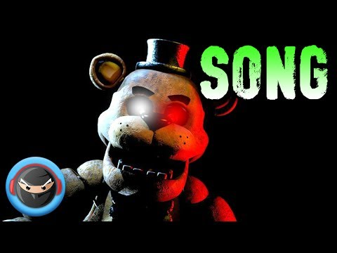 "(SFM) FNAF FREDDY SONG ""Look at Me Now"" TryHardNinja & Groundbreaking"