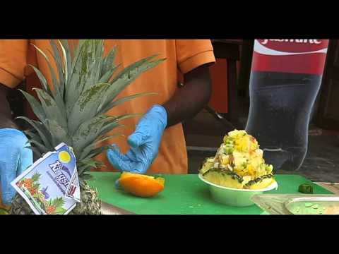 Bahamian Food and Culture Montage