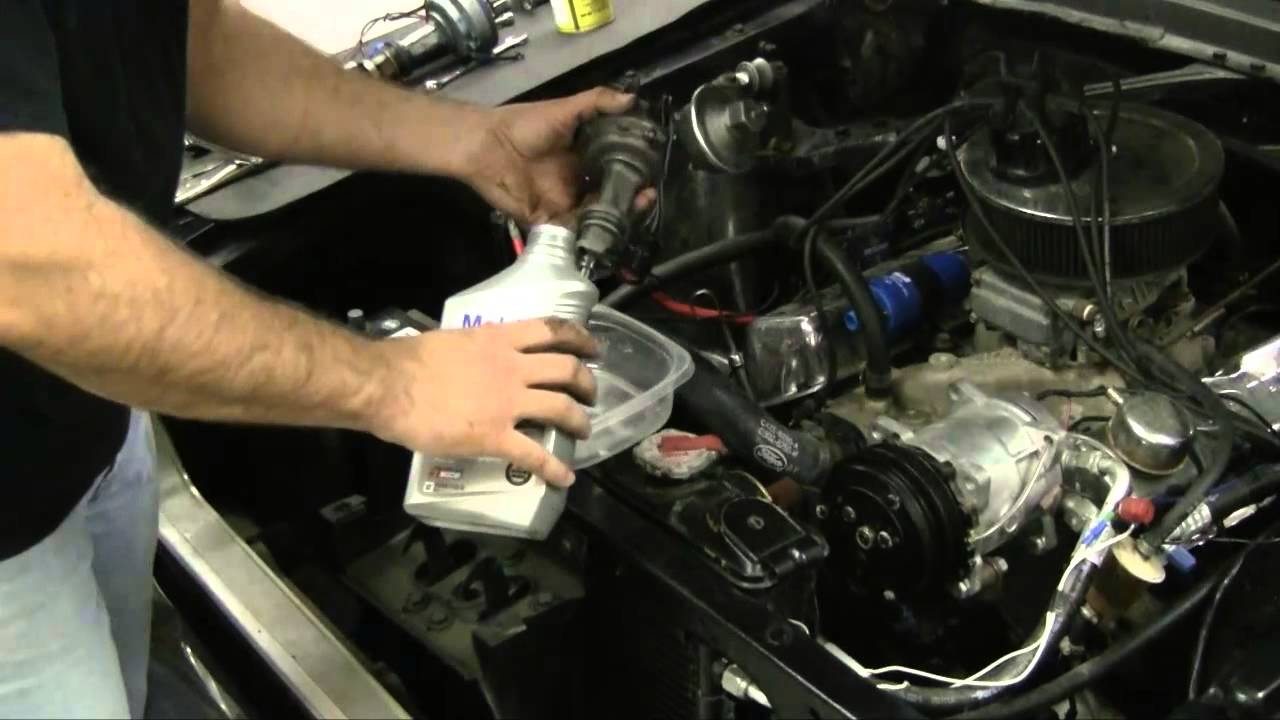 small resolution of episode 94 installing a duraspark 2 ignition system in a mustang falcon fairlane autorestomod youtube