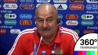 Черчесов сборная Испании играет в понятный для России футбол