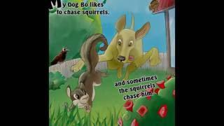 Mein Hund Bo kid ' s Bücher, Bo Verloren