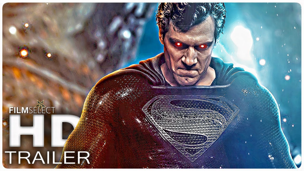 Download JUSTICE LEAGUE: The Snyder Cut Trailer 2 (2021)
