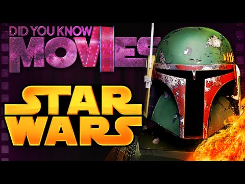 Download Youtube: STAR WARS: Boba Fett's SECRET Origins - Did You Know Movies ft. Furst