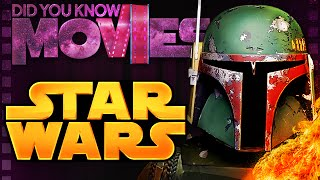 STAR WARS: Boba Fett's SECRET Origins - Did You Know Movies ft. Furst