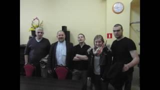 Misjonarz w Zakładzie Poprawczym w Tarnowie
