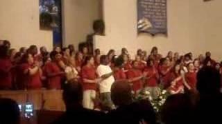 Appalachian State University Gospel Choir