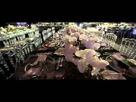 Wedding Design & Production by KM Events at Raffles Hotel İstanbul, April 2015