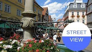 STREET VIEW in Aalen in GERMANY