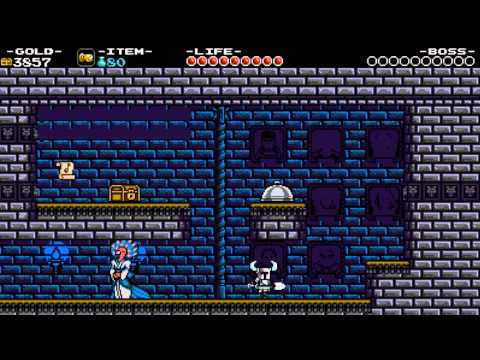 Shovel Knight: Shovel of Justice (PC) Longplay