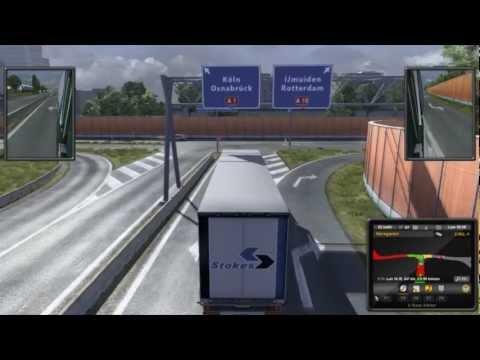 Euro Truck Simulator 2 [LINK] - Demo