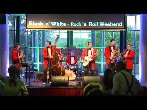 II. Black 'n' White - Rock 'n' Roll Weekend /The Fireballs/