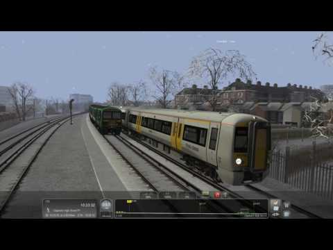 Train simulator 2017: Class 375 South London Network first look