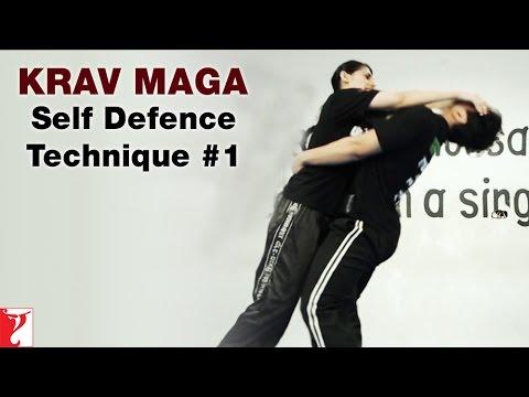 Self Defence Technique #1: Krav Maga   Mardaani   Rani Mukerji