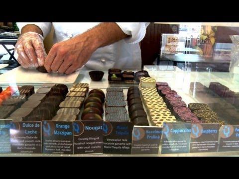 A taste of Venezuelan chocolate...in Texas