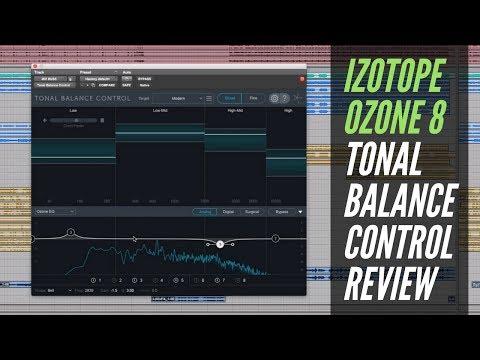 Izotope Ozone 8 Review: Tonal Balance Control - RecordingRevolution.com