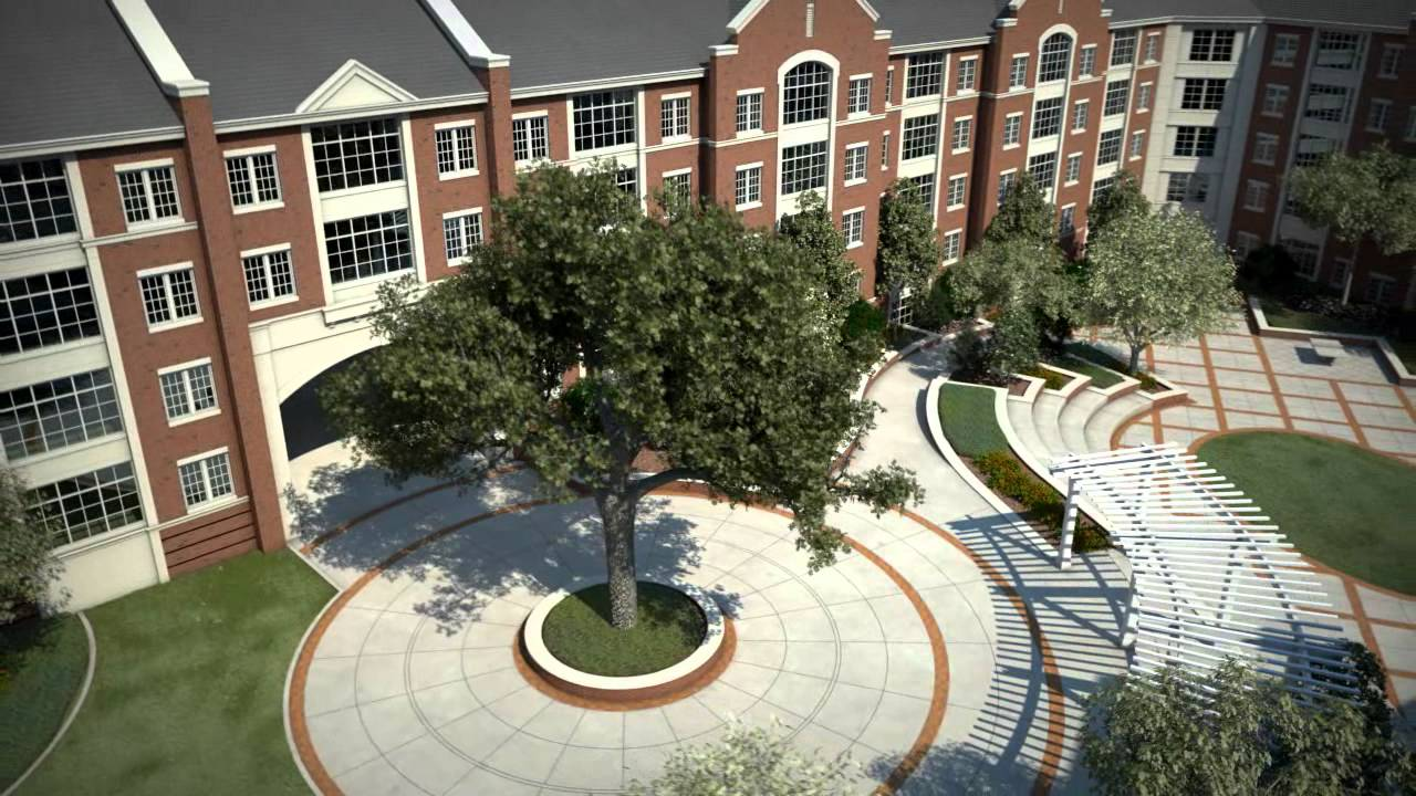 Auburn University S South Donahue Projects Sewell Hall