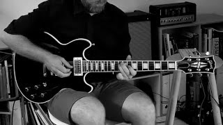 Angela, Solo jazz guitar (Taxi Theme by Bob James)