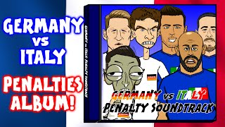 Germany vs Italy -PENALTY SHOOT-OUT! (Zaza run-up fail, Muller miss, Ozil post, Darmian miss)