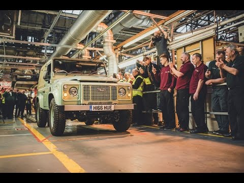 Defender Journeys | Land Rover Celebrates Its Iconic Off-Road 4x4