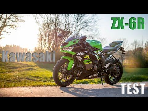 Kawasaki ZX-6R TEST |  Die Überraschung Des Jahres...?!