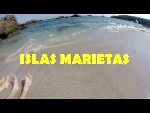 Paseo por las Islas Marietas