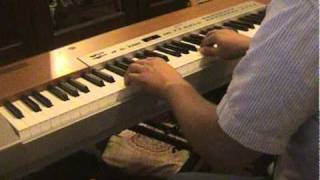 Your Gold Teeth Part II - Steely Dan - Piano