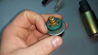 РДТ Регулятор давления топлива на Chery Amulet  Замена на аналог