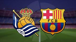 Real Sociedad Vs Barcelona, La Liga 2020/21 - MATCH PREVIEW