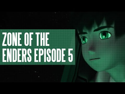Zone Of The Enders - Episode 5: Anubis