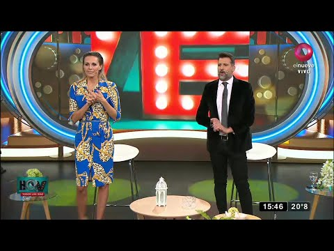 Dalila en Hay que ver - Canal 9из YouTube · Длительность: 30 мин6 с