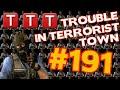 Trouble in Terrorist Town #191 Zärtliche Inno´s [Gameplay] [German] [TTT] [GMod]