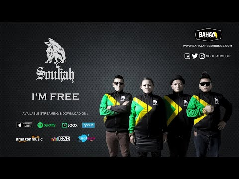 SOULJAH - I'm Free (Official Audio)