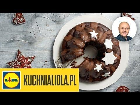 Bożonarodzeniowa Babka Piernikowa Paweł Małecki Przepisy Kuchni Lidla