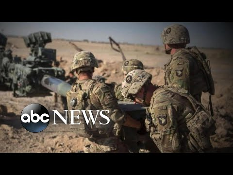 President Biden expected to announce removal of troops in Afghanistan