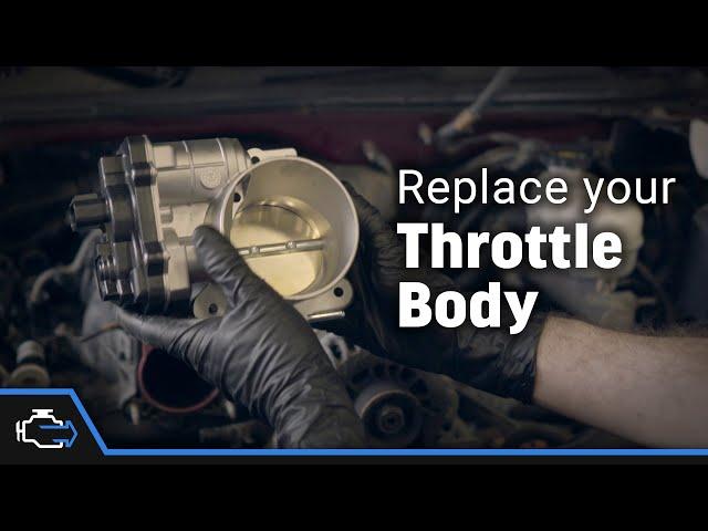 Throttle Body – 1999-2006 5 3L Chevy Silverado (Sierra