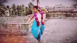 Purnima Sondhae Tomar Rajanigandhae | পূর্ণিমা সন্ধ্যায় তোমার রজনীগন্ধায় | Dance Cover |