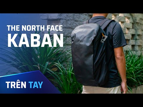 The North Face Kaban - chiếc balo hàng ngày tuyệt đẹp!