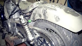 Видеоурок: сборка мотоцикла (байка) своими руками