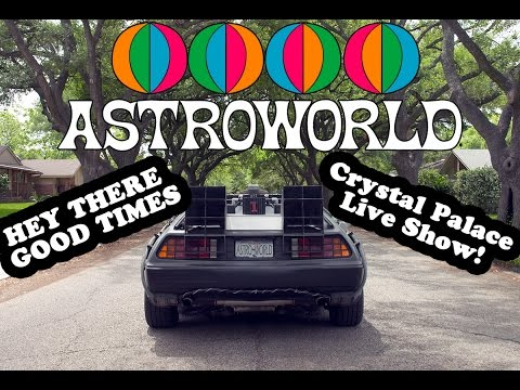 Astroworld Hey There Good Times Live Show! Vintage VHS Home Video (1980-something)