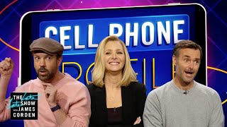 Download Cell Phone Profile: Lisa Kudrow, Jason Sudeikis, Will Forte Mp3 and Videos