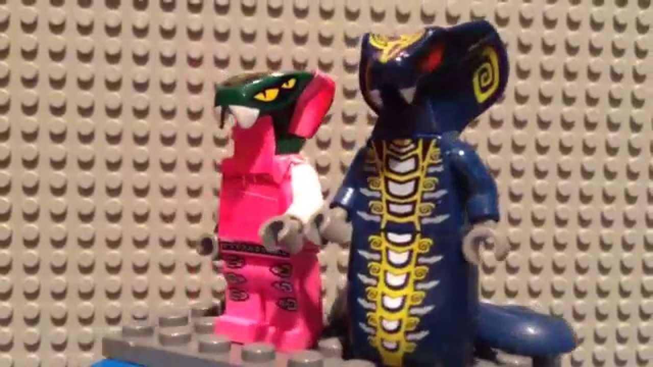 Lego Ninjago Skalidor Minifigure