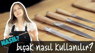 Nasıl?: Bıçak Nasıl Kullanılır   Merlin Mutfakta Mutfak İpuçları