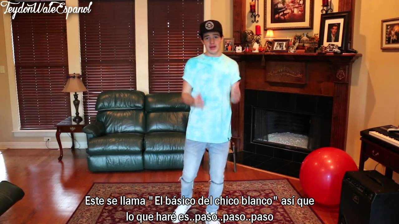 How To Dance Subtitulado En Espaol Aaron Carpenter